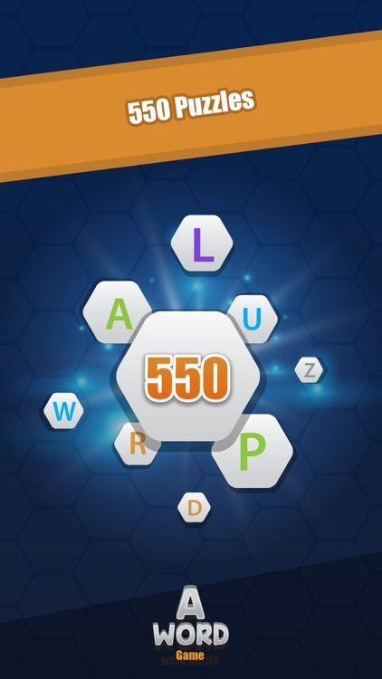 A Word Game screenshot-3