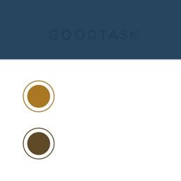 GoodTask 3 : To Do List