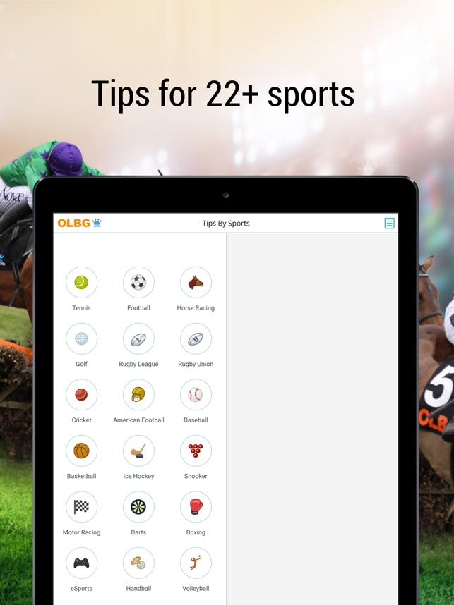 Sports Betting Tips by OLBG on the App Store