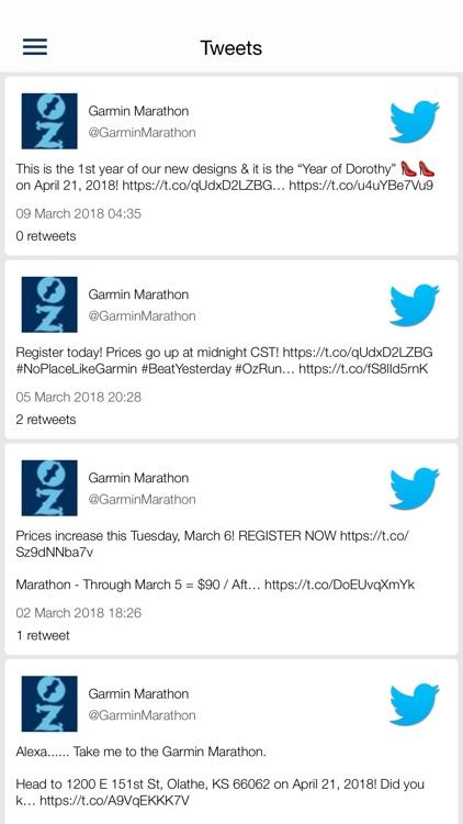 Garmin Marathon screenshot-3