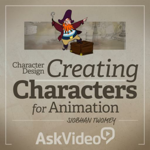 Characters For Animation 102