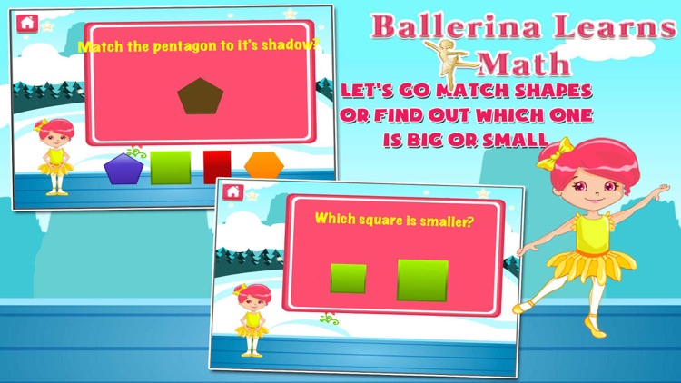 Ballerina Math Mania screenshot-4
