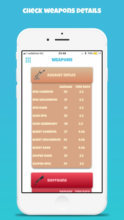 Fortnite Stat screenshot-4