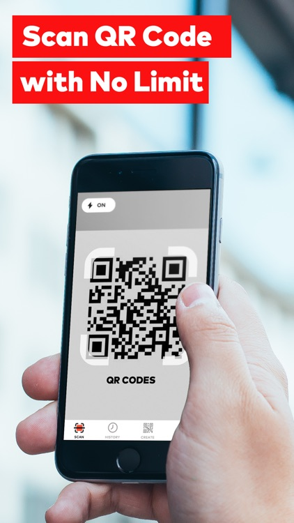 QR Code Reader and QR Scanner screenshot-3