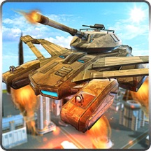 Flying Tank War 2025