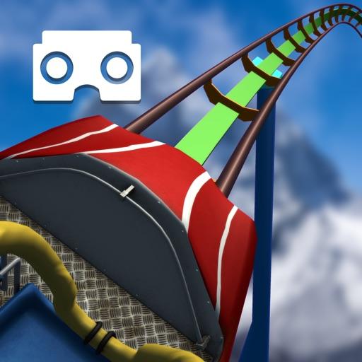 Roller Coaster Himalayas VR