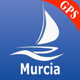 Murcia GPS Nautical charts
