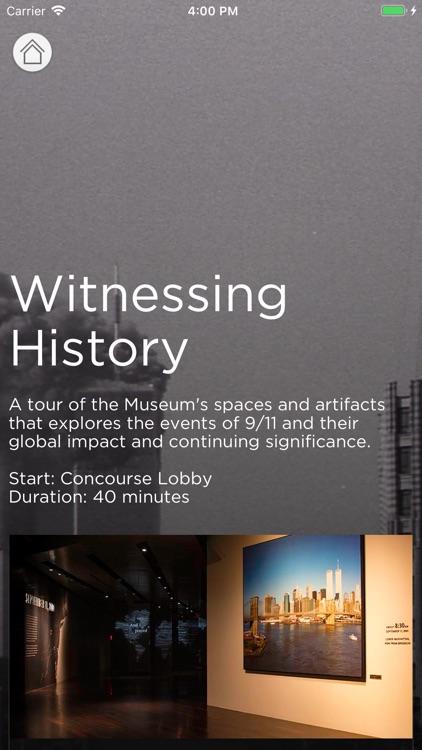 9/11 Museum Audio Guide screenshot-3