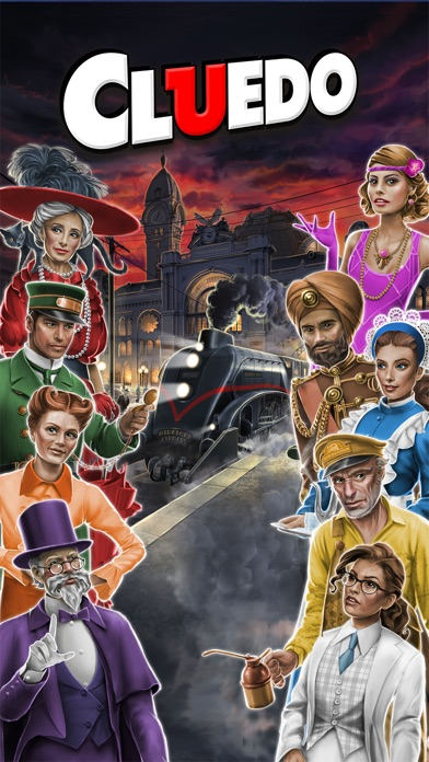 download Cluedo: The Official Edition apps 1