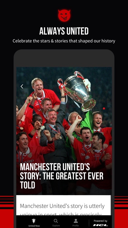 Manchester United Official App screenshot-7