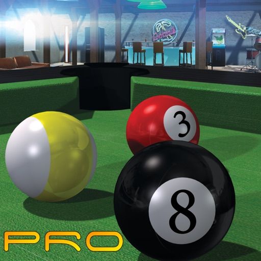 8 Ball OnLine 3D Pro icon