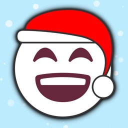 Christmas Emoji • Stickers