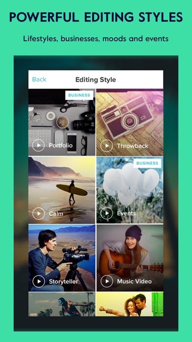 Magisto - Video Editor & Maker app image