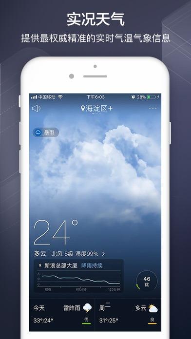 download 天气通Pro - 关注天气,开启美好生活 apps 4