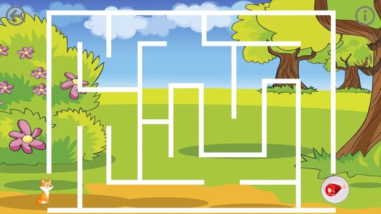 Maze game - Toddler kids games
