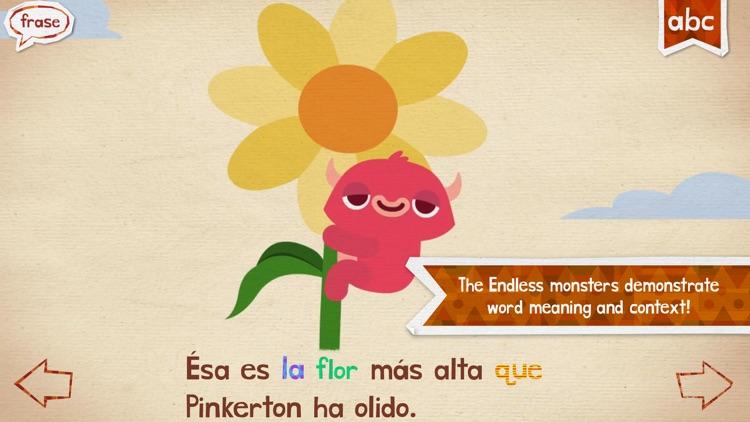Endless Spanish: School Ed. screenshot-3