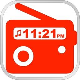 Nightstand Radio Alarm