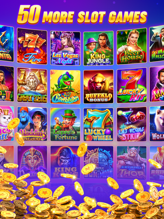 Slotsmash - Casino Slot Games screenshot 7
