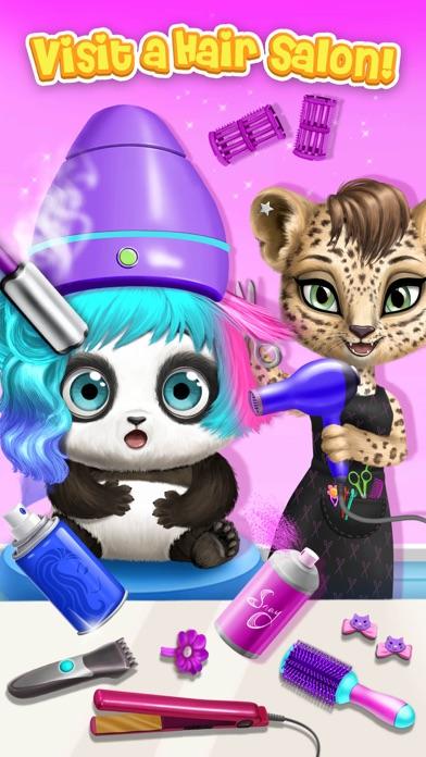 Panda Lu Baby Bear City No Ads screenshot 6