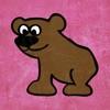 動物のカラーステッカー - 動物を写真に追加して色を変更 - iPadアプリ