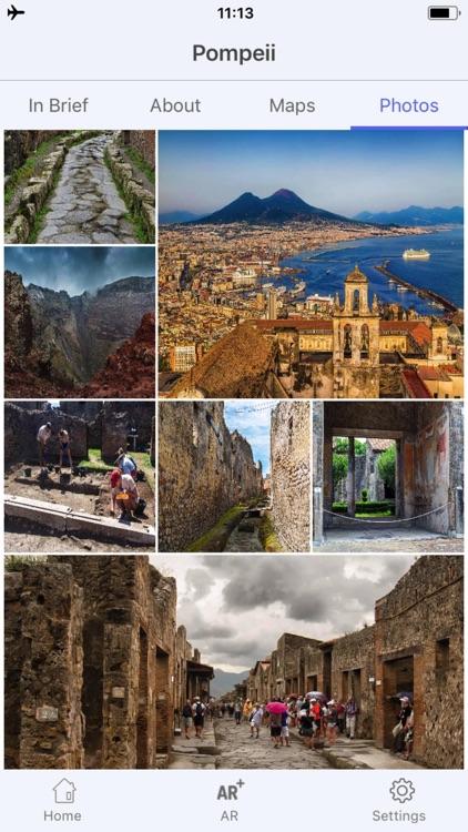Pompeii Travel Guide Offline screenshot-3