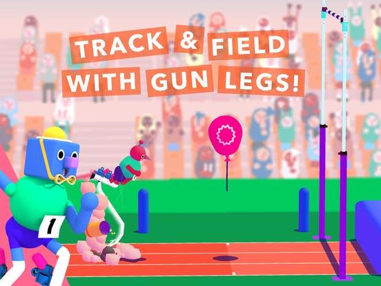 Run Gun Sports на iPad