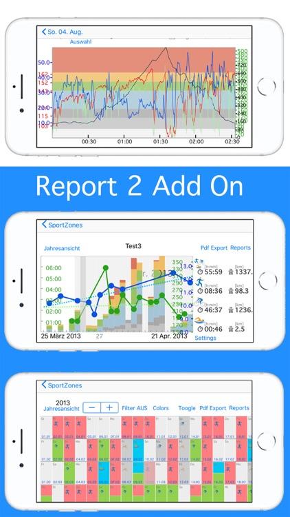 SportZones6 - PolarFlow Garmin screenshot-7
