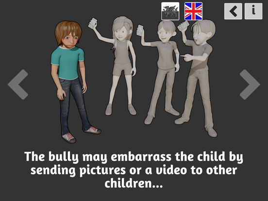 Screenshot #6 pour On Screen Bullying