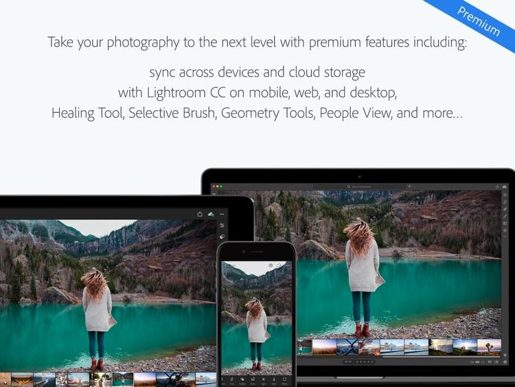 Adobe Lightroom CC for iPad screenshot-8