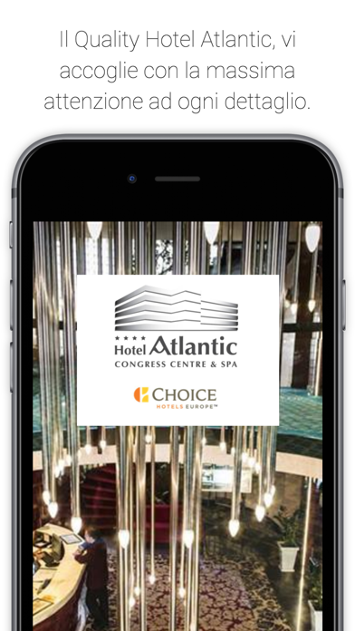 Quality Hotel Atlantic screenshot one