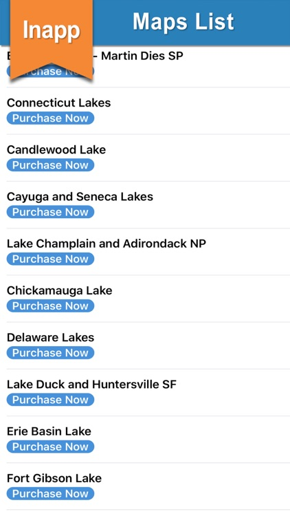 USA Lakes and Parks trails screenshot-9