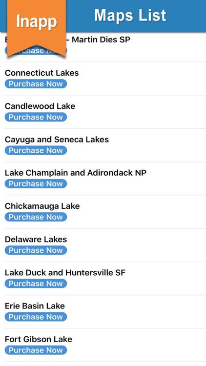 USA Lakes and Parks trails screenshot-9