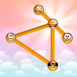 Smileys Line Puzzles Game