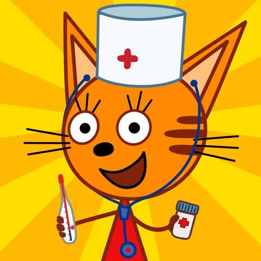 Три Кота: Доктор, Игра от СТС