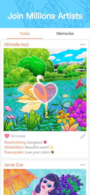 colorfly coloring book on the app store - Colorfly