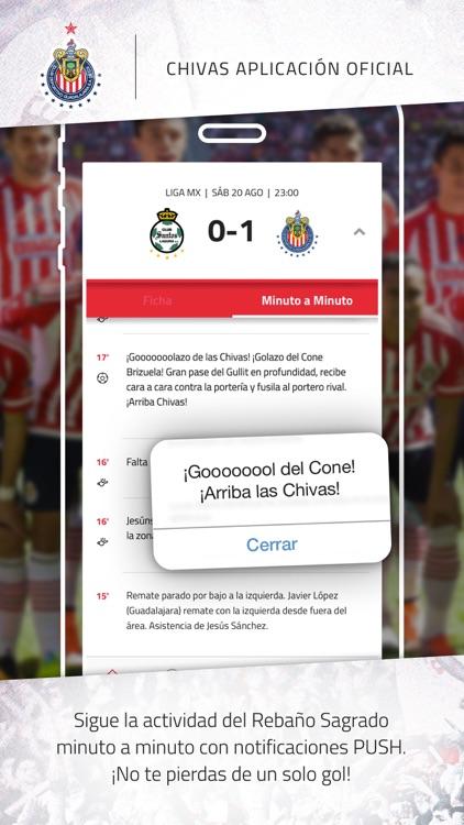 Chivas Oficial screenshot-3