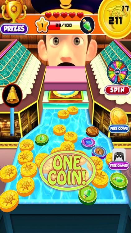 Coin Dozer 2018 Casino City screenshot-6
