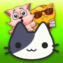 CatMoji - Cat Emoji Fun