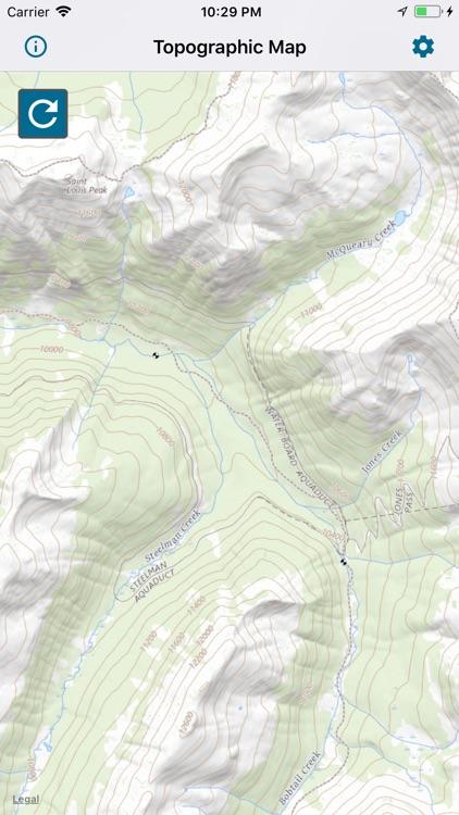 Topographic Maps & Trails screenshot-6