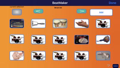 Wyz Beat Maker screenshot two