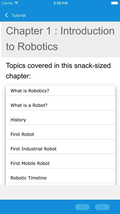 Learn Robotics &Nanotechnology screenshot-3
