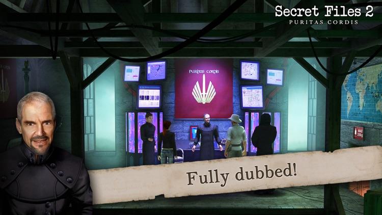 Secret Files 2: Puritas Cordis screenshot-4
