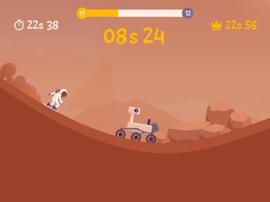 9567e8e2e39 Screenshot  1 for Mars Surfing ...