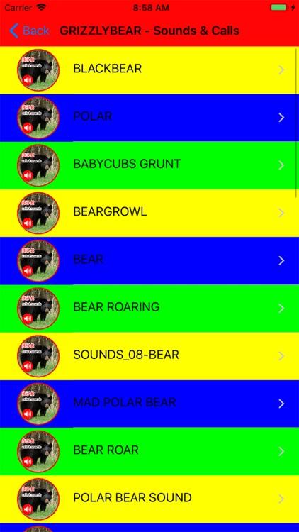 2000+ Animal Sounds Calls screenshot-5