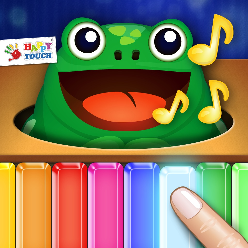 Animal Voices Piano for Kids - Happy Touch Apps hack