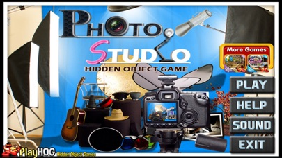 Photo Studio Hidden Objects screenshot four