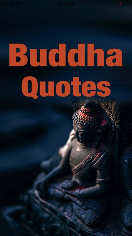Buddha Quotes Image Editor screenshot-0