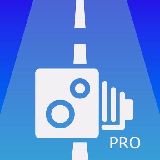 Speedcams premium road detector and alerts warning application logo