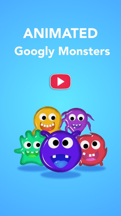 Googly Monsters
