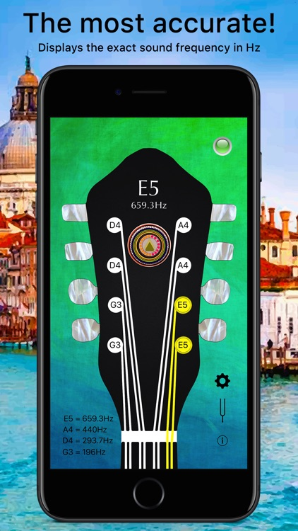 Mandolin Tuner Pro - Tune with precision and ease!